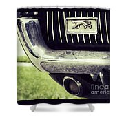 Cougar Time Shower Curtain