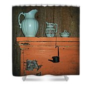 Country At Its Best Shower Curtain