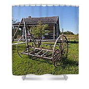 Country Classic Shower Curtain