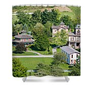 Country Village Shower Curtain