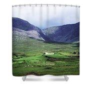 County Kerry, Ireland Shower Curtain