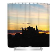 County Tipperary, Ireland Rock Of Shower Curtain