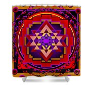 Courage 2012 Shower Curtain