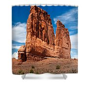 Couthouse Shower Curtain