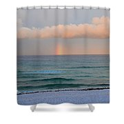 Covenant Beach Shower Curtain