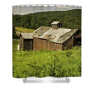 Coventry Barn Shower Curtain