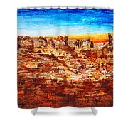 Coyotes Are Calling Shower Curtain