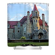 Craigdarroch Castle Shower Curtain