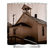 Cramer School 1875 Shower Curtain