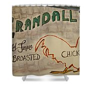 Crandalls Shower Curtain