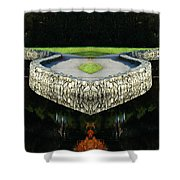 Creation 10 Shower Curtain