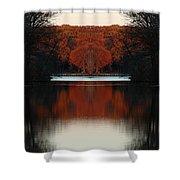 Creation 12 Shower Curtain