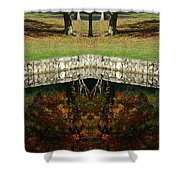 Creation 15 Shower Curtain