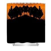 Creation 191 Shower Curtain