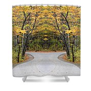 Creation 21 Shower Curtain