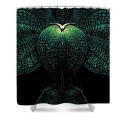 Creation 28 Shower Curtain