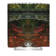 Creation 368 Shower Curtain