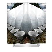 Creation 396 Shower Curtain