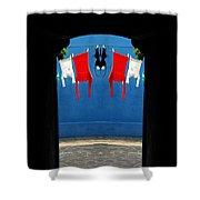Creation 42 Shower Curtain