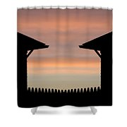 Creation 62 Shower Curtain