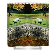 Creation 9 Shower Curtain
