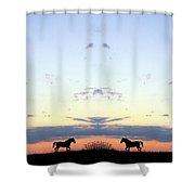 Creation 94 Shower Curtain