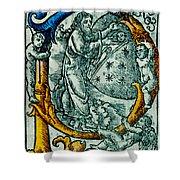 Creation Giunta Pontificale 1520 Shower Curtain