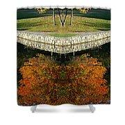 Creation16 Shower Curtain