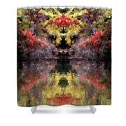 Creation17 Shower Curtain