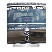 Creeping Death Shower Curtain