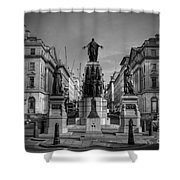 Crimean War Memorial Shower Curtain