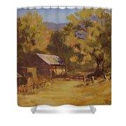 Crippen Ranch Shower Curtain