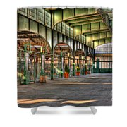 Crrnj Terminal II Shower Curtain