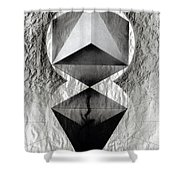 Crucible Shower Curtain