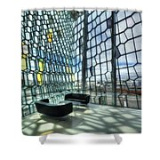 Crystal Fantasy Shower Curtain