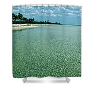 Cuban Paradise Shower Curtain