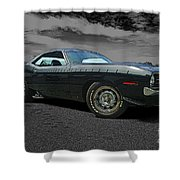 Cuda Rra Shower Curtain