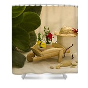 Cultivating Confection Shower Curtain
