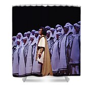 Spectacular Aida Shower Curtain