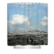 Cumulus Shower Curtain