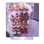 Cupcake Anyone Shower Curtain
