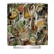 Curiouser And Curiouser Shower Curtain