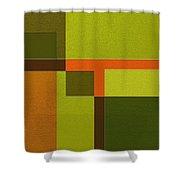 Custody Shower Curtain
