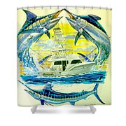 Custom Artwork Shower Curtain
