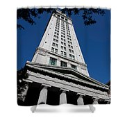 Custom House Boston Shower Curtain