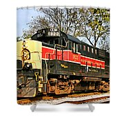 Cuyahoga Valley 1822 Shower Curtain
