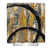 Cycles 1 Shower Curtain