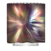 Cygnus Shower Curtain