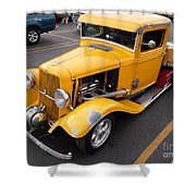 Daily Driver Shower Curtain by Customikes Fun Photography and Film Aka K Mikael Wallin