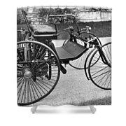 Daimler Automobile, 1889 Shower Curtain